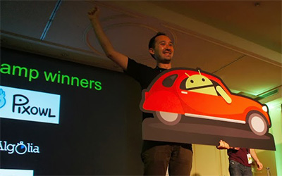 Pixowl wins Droidcon Paris